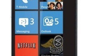 Samsung Galaxy S II con Windows Phone 7