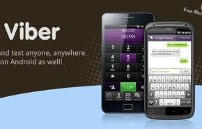 Viber oficial para Android