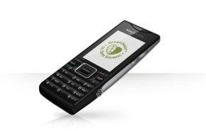 Sony Ericsson Elm GreenHeart