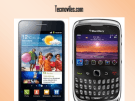 Blackberry vs Samsung Galaxy| Comparativa