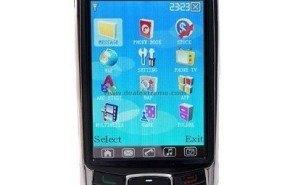 CECT A988, teléfono móvil con salida para televisión
