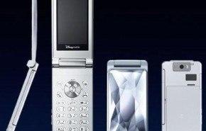 Sharp DM002SH, el móvil de 3G de Disney Mobile
