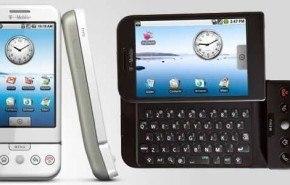 El HTC G1 llegará a Europa durante el primer trimestre del año 2009