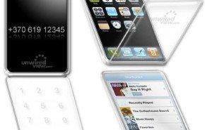 ¿Apple se encuentra desarrollando un dispositivo móvil con tapa?