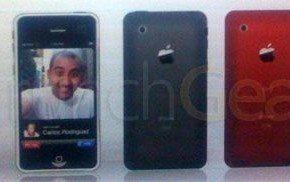 Supuestas imágenes del iPhone 3G