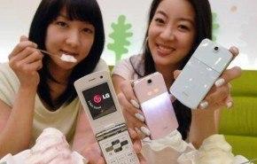 LG-LH5000, móvil 3G actualizado