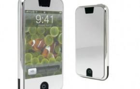 Convierte el iPhone en un espejo