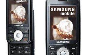 Samsung i455, slider preparado para reproducir musica