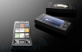 Mas sobre el Sony Ericsson Xperia X1