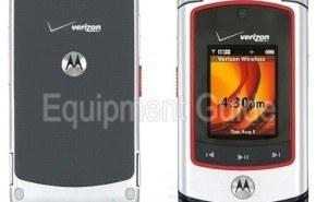 Dos móviles de Motorola para usuarios de Verizon: V750 y W755