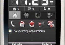 HTC Touch XV6900 ahora en color blanco