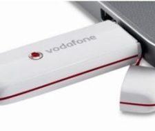 Internet móvil de prepago con Vodafone