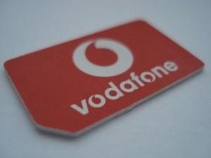 SIM Teléfono Vodafone