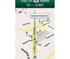 Google Maps Navigation, ahora disponible para Android 1.6