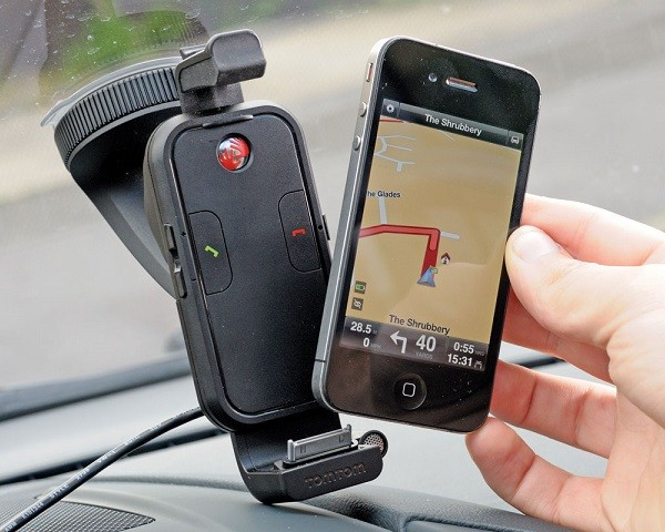 tomtom app iphone