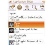 Orange anuncia su tienda de aplicaciones para el 2010