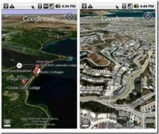 Google Earth Para Android 2.1