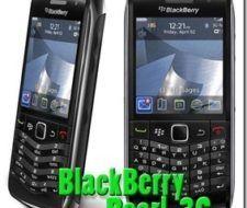 Blackberry Pearl 9100, dos modelos disponibles