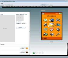 Crear temas para Sony Ericsson