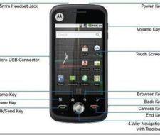 Adelanto del Motorola Quench XT5