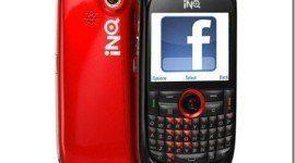Teléfono móvil de Facebook