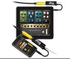 Convierte tu iPhone en un amplificador con iRig y Amplitube 2