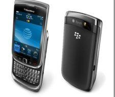 BlackBerry Torch con Movistar