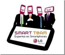Sé un experto en Smartphones dentro del LG Smart Team