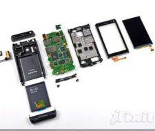 Fabricar un Nokia N8 cuesta 187 dólares