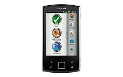 Garmin NuviFone A50 - 01