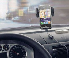 Aplicaciones iPhone GPS