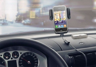 iPhone Navegador GPS