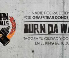 Juego virtual: Burn Da Walls