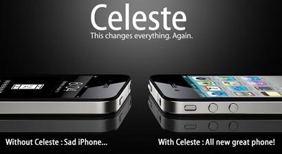 Celeste para iPhone