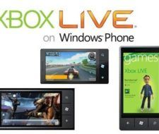 XBox Live Windows Phone