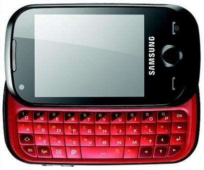 Samsung Corby PRO B5310 - 01