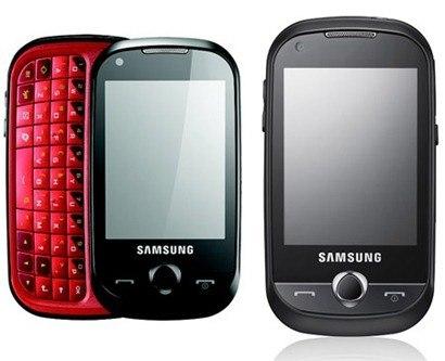 Samsung Corby PRO B5310 - 02