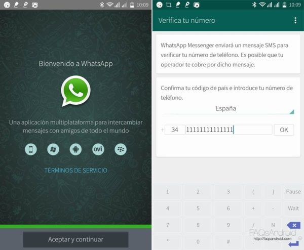 como descargar whatsapp para iOS