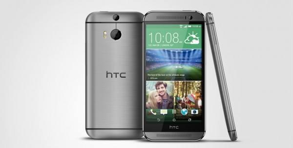 HTC One M8 Los mejores teléfonos de 2015