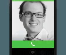 Cómo hacer llamadas de teléfono con WhatsApp desde Android