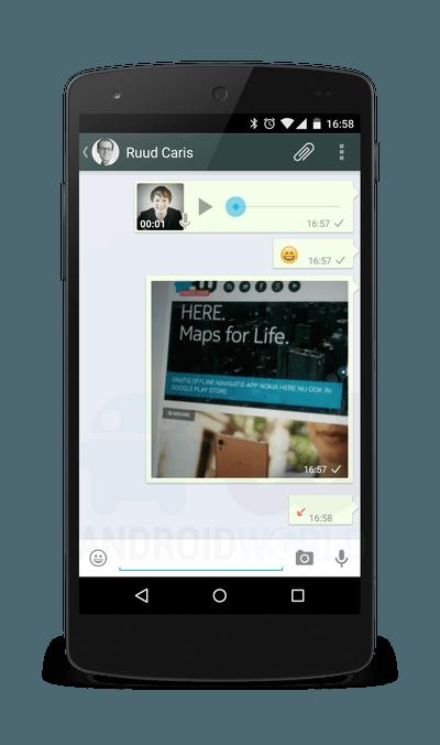 whatsapp llamada telefono