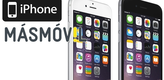 iPhone MasMovil