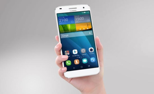 Huawei Ascend G7 apps