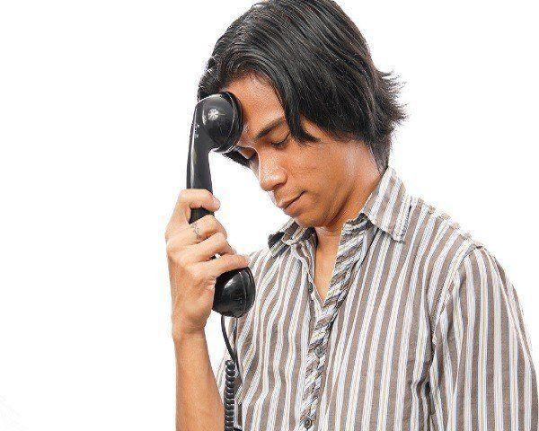 Dudas por teléfono