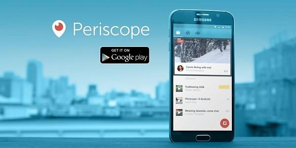 crear cuenta periscope 4
