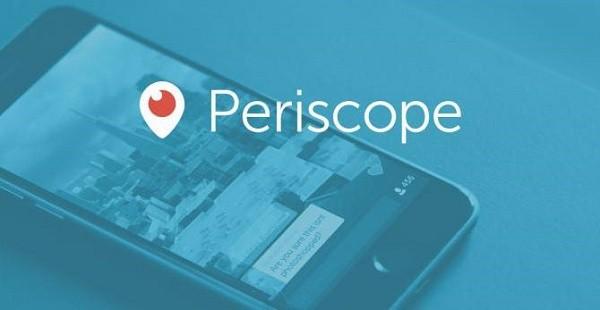crear cuenta periscope