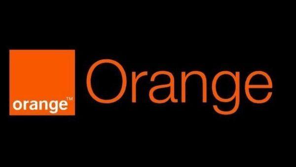 Logo Orange Teléfono