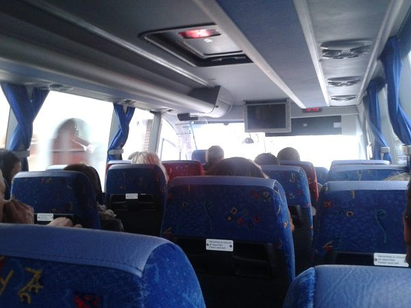 Interior bus Alsa
