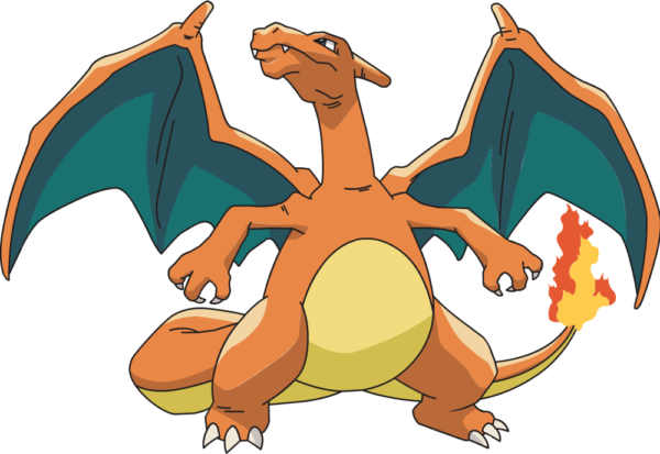 evolucion-de-charmander-charizard