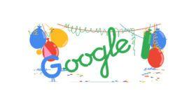 Doodle de Google: Cumple 18 años